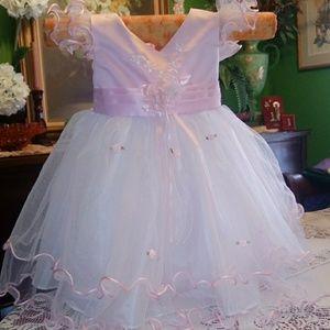 Beautiful fancy dress